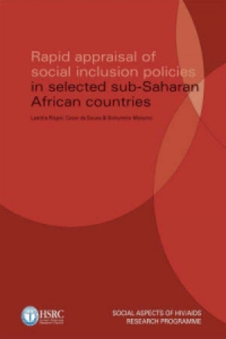 Rapid Appraisal of Social Inclusion Policies in Selected Sub-Saharan African Countries