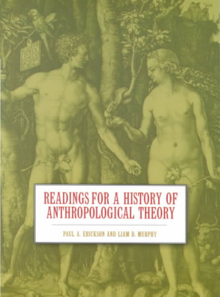 Readings for a History of Anthropol Pb