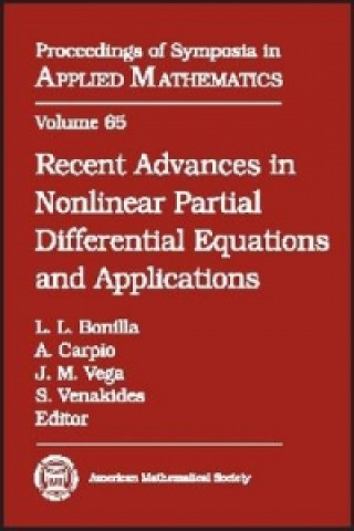 Recent Advances in Nonlinear Partial Differential Equations and Applications