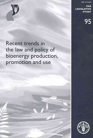 Recent Trends in the Law and Policy of Bioenergy Production, Promotion and Use