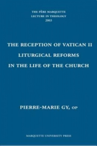 Reception of Vatican II Liturgical Reforms in the Life of the Church