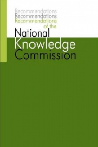 Recommendations of the National Knowledge Commission