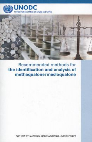 Recommended Methods for the Identification and Analysis of Methaqualone/Mecloqualone