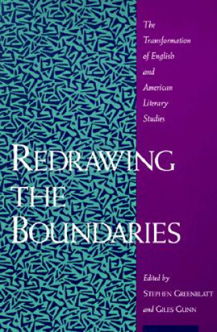 Redrawing the Boundaries