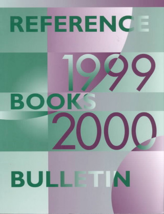 Reference Books Bulletin, 1999-2000