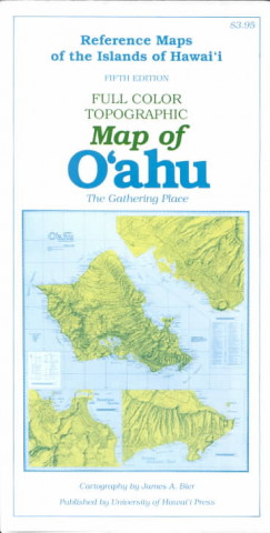 Reference Maps of the Islands of Hawaii