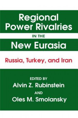 Regional Power Rivalries in the New Eurasia