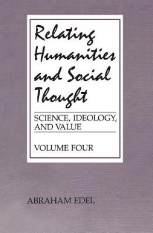 Relating Humanities and Social Thought