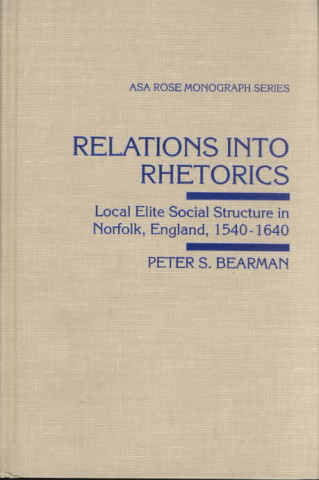 Relations into Rhetorics