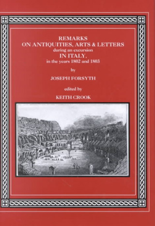 Remarks in Antiquities, Arts and Letters in Italy