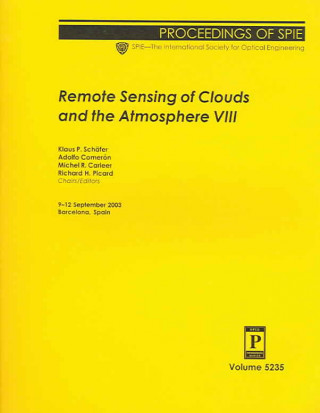 Remote Sensing of Clouds and the Atmosphere