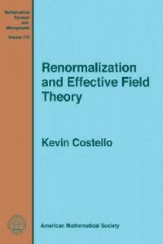 Renormalization and Effective Field Theory