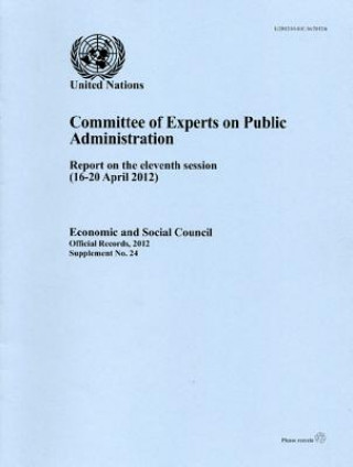 Committee of Experts on Public Administration