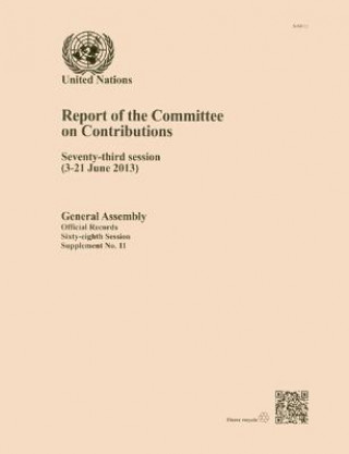 Report of the Committee on Contributions