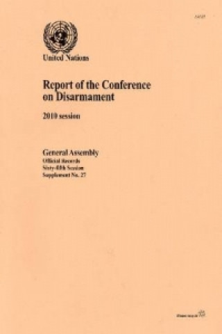 Report of the Conference on Disarmament