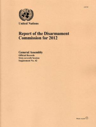 Report of the Disarmament Commission