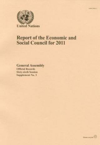 Report of the Economic and Social Council