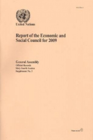 Report of the Economic and Social Council for 2009