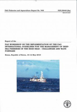 Report of the FAO Workshop on the Implementation of the FAO International Guidelines for the Management of Deep-sea Fisheries in the High Seas : Chall
