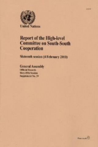 Report of the High-level Committee on South-South Cooperation
