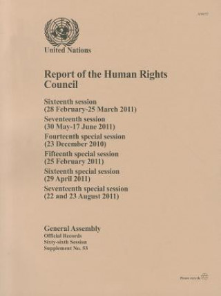 Report of the Human Rights Council