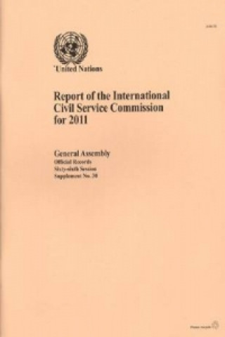 Report of the International Civil Service Commission for 2011