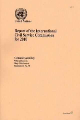 Report of the International Civil Service Commission for 2010