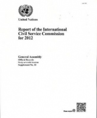 Report of the International Civil Service Commission for the Year 2012