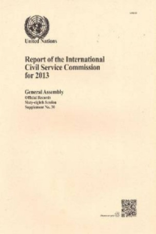 Report of the International Civil Service Commission for the Year 2013