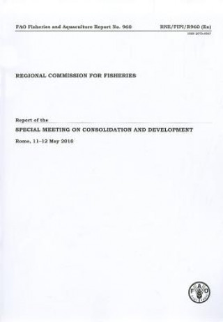 Report of the Special Meeting on Consolidation and Development, Rome, 11-12 May 2010