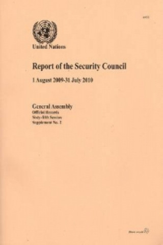 Report of the Security Council