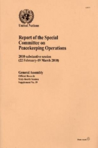 Report of the Special Committee on Peacekeeping Operations