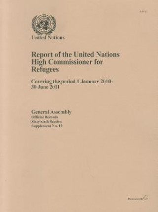 Report of the United Nations High Commissioner for Refugees
