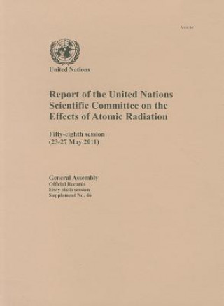 United Nations Scientific Committee on the Effects of Atomic Radiation