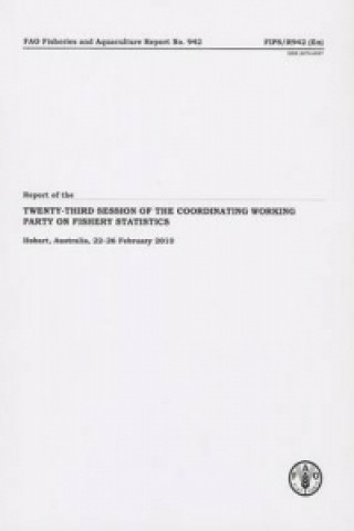 Report of Twenty-Third Session of the Coordinating Working Party on Fishery Statistics