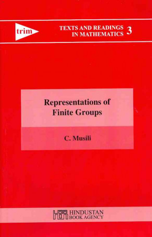 Representations of Finite Groups