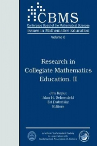 Research in Collegiate Mathematics Education