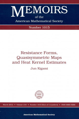Resistance Forms, Quasisymmetric Maps and Heat Kernel Estimates