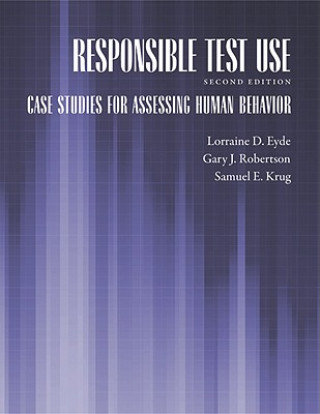 Responsible Test Use