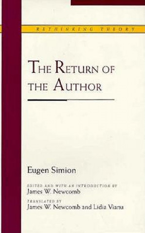 Return of the Author