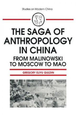 Saga of Anthropology in China