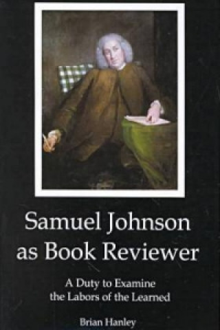 Samuel Johnson as Book Reviewer