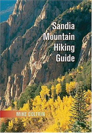 Sandia Mountain Hiking Guide Map