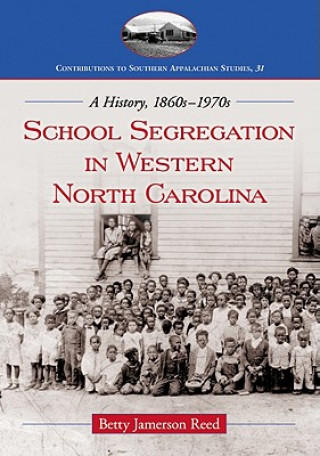 School Segregation in Western North Carolina