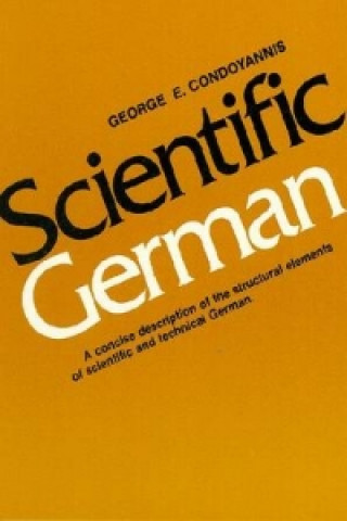 Scientific German