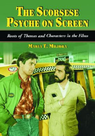 Scorsese Psyche on Screen