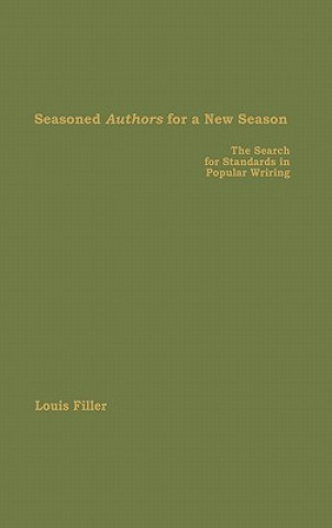 Seasoned Authors for a New Season