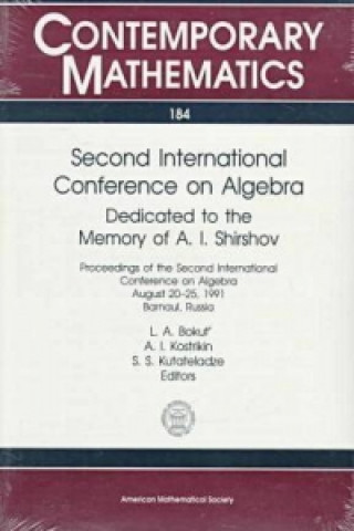 Second International Conference on Algebra