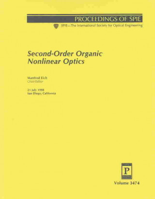 Second-Order Organic Nonlinear Optics