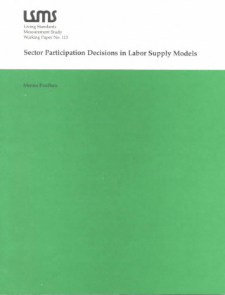 Sector Participation Decisions in Labor Supply Models